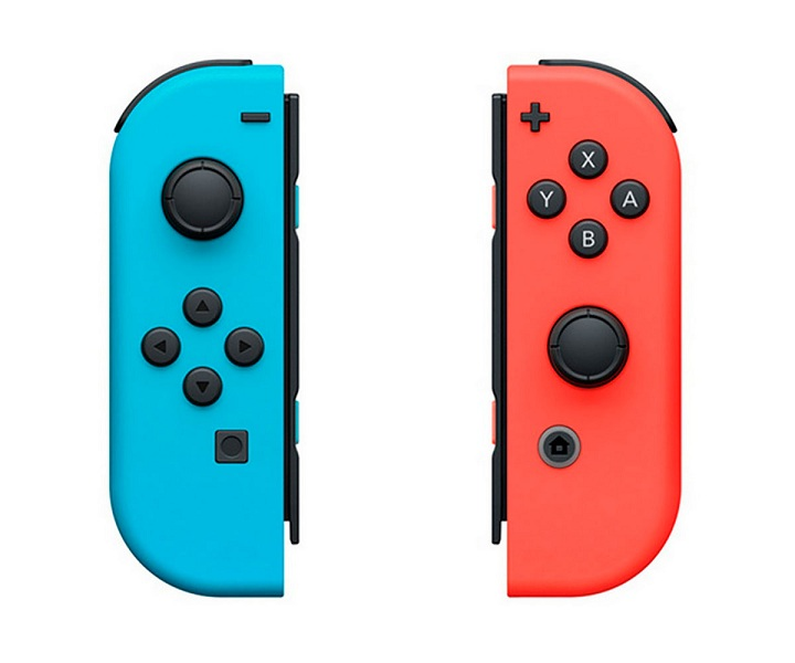 NINTENDO SWITCH AZUL ROJO NEÓN CONSOLA 6.2 32GB TRANSMISIÓN TV WIFI BLUETOOTH  SKU: +97191 - NINTENDO SWITCH AZUL ROJO NEÓN CONSOLA 6.2 32GB TRANSMISIÓN TV WIFI BLUETOOTH CONTROLES JOY-CON