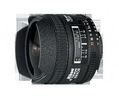 Nikkor AF Fisheye 16mm f/2.8D