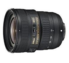 Nikkor AF-S 18–35mm f/3.5–4.5G ED