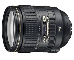 Nikkor AF-S 24-120mm f/4G ED VR - Nikkor AF-S 24-120mm f/4G ED VR
