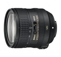 Nikkor AF-S 24-85mm f/3,5-4,5 G ED VR