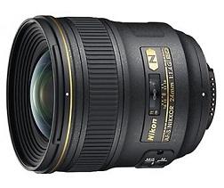 Nikkor AF-S 24mm f/1.4G ED - Nikkor AF-S 24mm f/1.4G ED