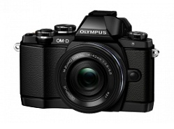 Olympus OM-D E-M10 MARKIII NEGRO +14-42 EZ PL (NEGRO) + 40-150R  - Olympus OM-D E-M10+Olympus 14-42mm EZ Kit Pancake