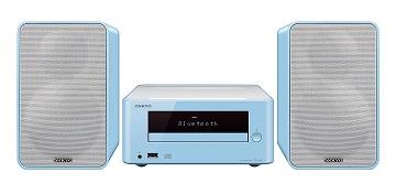 ONKYO CS-265 AZUL MICROCADENA CON CD, BLUETOOTH Y NFC DE 40W  SKU: +91893