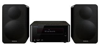 ONKYO CS-265 MICROCADENA CON CD, BLUETOOTH Y NFC DE 40W NEGRO