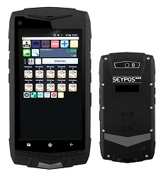 PDA SEYPOS Z20 BLACK ANDROID 6 2 GB 16 GB IP68