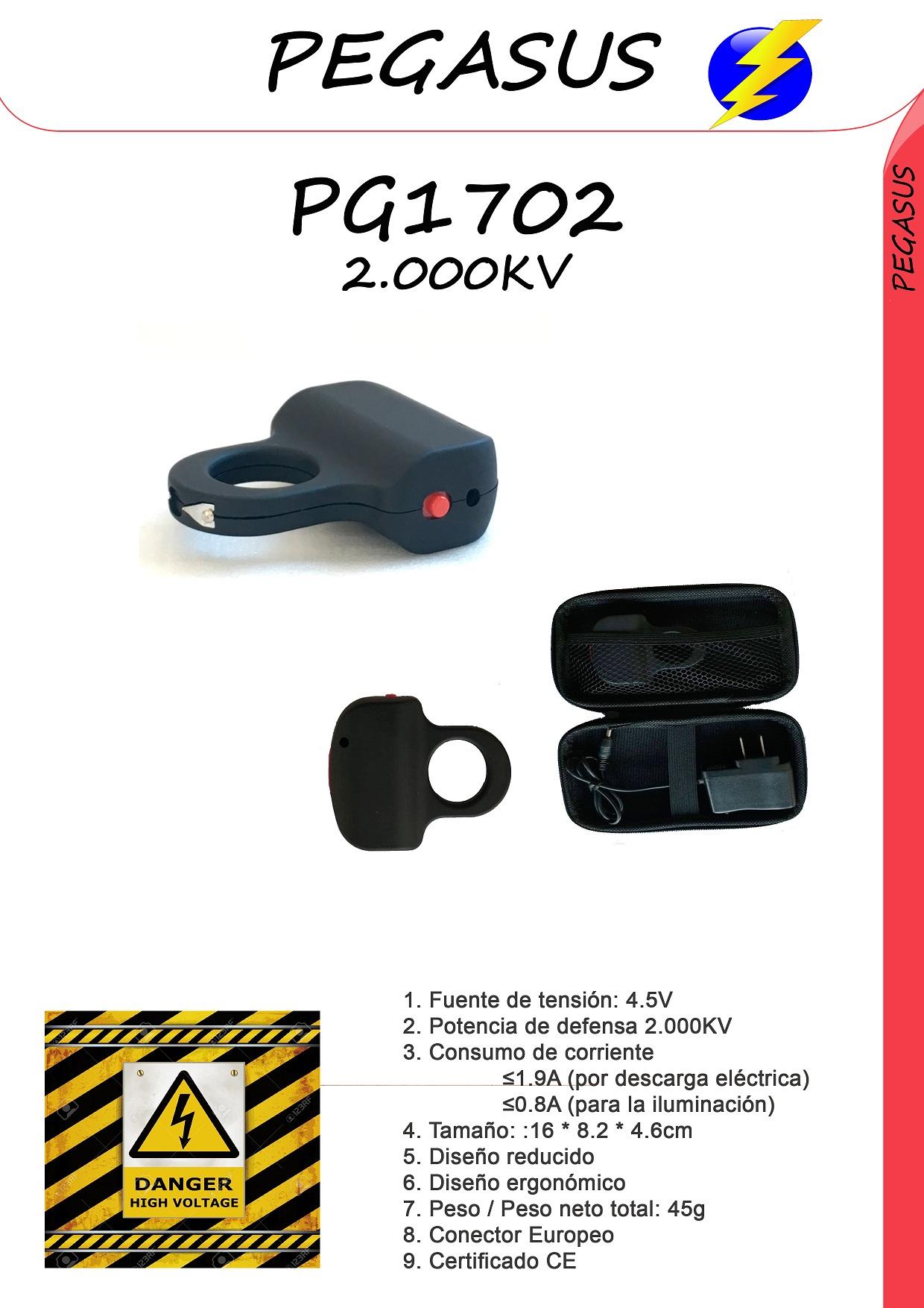 PEGASUS PG1702 2.000KV