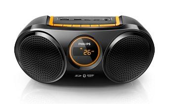 PHILIPS ALTAVOZ PORTATIL MP3 AT10/00