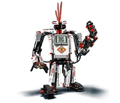 ROBOT EV3 CONSUMO LEGO MINDSTORMS EV3
