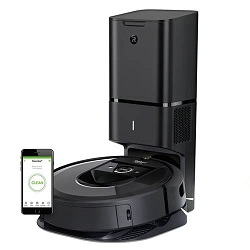 Robot Aspirador iRobot Roomba i7+ OFERTA BLACK FRIDAY
