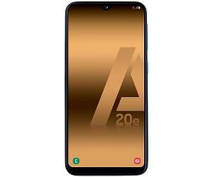 SAMSUNG GALAXY A20e AZUL MÓVIL 4G DUAL SIM 5.8 PLS TFT LCD HD+/8CORE/32GB/3GB RAM/SKU: +20692