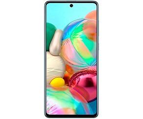 SAMSUNG GALAXY A71 AZUL MÓVIL 4G DUAL SIM 6.7 SUPER AMOLED FHD+ OCTACORE 128GB 6GB  SKU: +22005