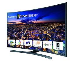 SAMSUNG UE65JU6500K TELEVISOR CURVO 65 LCD LED UHD 4K SMART TV