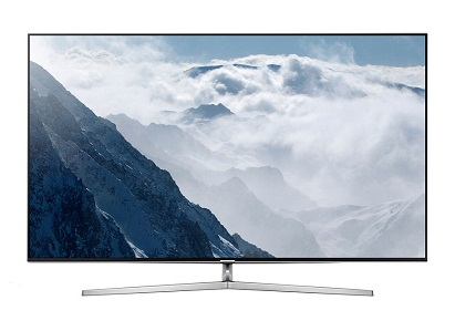 SAMSUNG UE65KS8000 TELEVISOR 65 SUHD 4K SMART TV CON DOBLE SINTONIZADOR  SKU: +92437