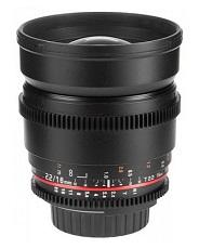 SAMYANG 16mm T2.2 V-DSLR ED AS UMC CS