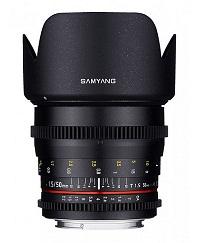 SAMYANG 50mm T1.5 VDSLR