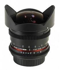 SAMYANG 8mm T3.8 V-DSLR UMC