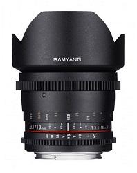 SAMYANG V-DSLR 10mm T3.1