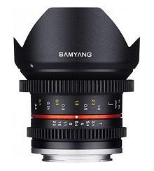 SAMYANG VDSLR 12mm T2.2