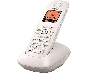 SIEMENS GIGASET A-540 TELÉFONO FIJO INALÁMBRICO BLANCO  SKU: +91268