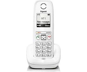 SIEMENS GIGASET AS405 BLANCO TELÉFONO FIJO INALÁMBRICO  SKU: +94165