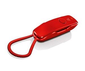 SIEMENS GIGASET DA210 ROJO TELÉFONO FIJO  SKU: +94168