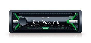 SONY RADIO CD CON USB PARA COCHE CDXG1102U  SKU: +89472