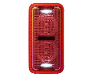 SONY GTKXB7R ROJO SISTEMA DE AUDIO EN CASA 470W CON LUCES LED, USB, WIFI Y NFC  SKU: +93292