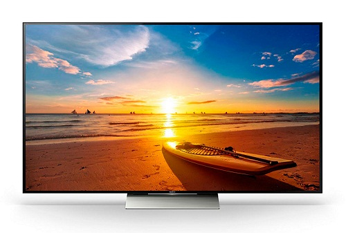 SONY KD75XD9405 TELEVISOR 75 LCD LED HDR 4K 3D TRILUMINOS ANDROID TV  SKU: +92442