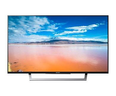 SONY KDL32WD753 TELEVISOR 32 LCD EDGE LED FULL HD HDR 200Hz SMART TV WIFI  SKU: +22157