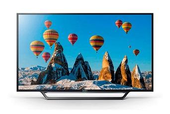 SONY KDL40WD650 TELEVISOR 40 FULL HD 200 HZ SMART TV  SKU: +91897