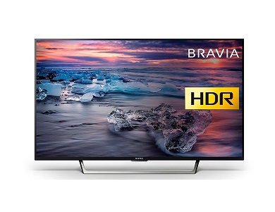 SONY KDL43WE750 TELEVISOR 43 LCD LED HDR FULL HD TRILUMINOS SMART TV WIFI  SKU: +95318