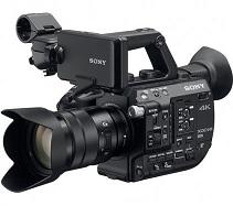 Sony PXW-FS5K Camcorder de mano XDCAM con grabación 4k y sensor super 35mm. Incluye lente