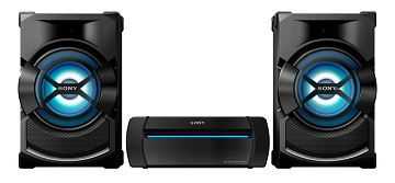SONY SHAKE-X1 SISTEMA DE AUDIO EN CASA 1200W BLUETOOTH Y NFC