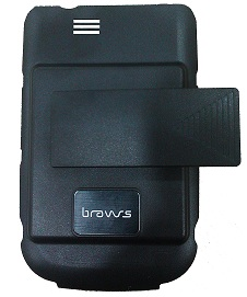 5.BRV20081 SOPORTE DE CINTURON PARA BRAVUS GORILA BRVV9/BRVV9H