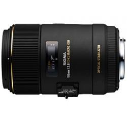 Sigma MACRO 105mm F2.8 EX DG HSM OS