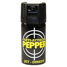 Spray Anti-Attack Pepper-Jet 40ml