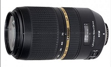 Tamron 70-300mm F4-5.6 Di VC USD Full Frame