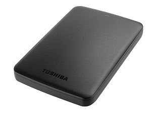 TOSHIBA CANVIO BASICS 2 TB HDTB320EK3CA DISCO DURO USB 3.0