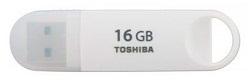 TOSHIBA USB 3.0 16GB BLANCO