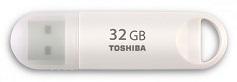 TOSHIBA USB 3.0 32GB BLANCO