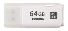 TOSHIBA USB 3.0 64GB BLANCO