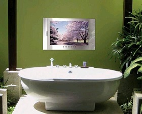 TV LCD MIRROR WATERPROOF HDB22 IP 65  - TV LCD MIRROR WATERPROOF HDB22 DE 22