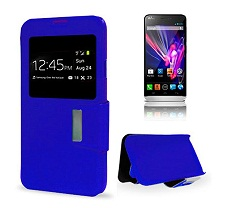 X-ONE FUNDA WIKO WAX AZUL