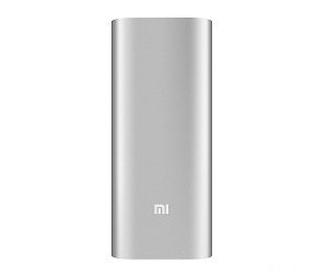 XIAOMI 16000 mAh MI POWER BANK PLATA  SKU: +89144