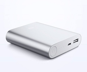 XIAOMI MI POWER BANK 10000 mAh  SKU: +88100