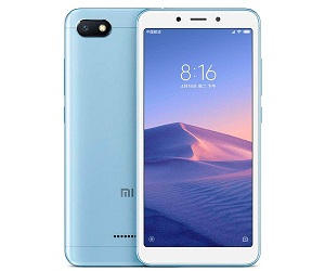 XIAOMI REDMI 6A AZUL MÓVIL 4G DUAL SIM 5.45 IPS HD+/4CORE/16GB/2GB RAM/13MP/5MP  SKU: +99641
