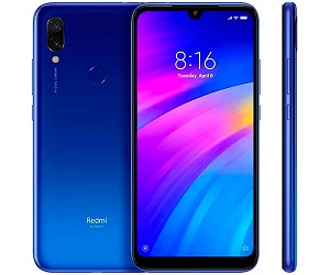 XIAOMI REDMI 7 AZUL MÓVIL 4G DUAL SIM 6.26 HD+/8CORE/32GB/3GB RAM/12MP+2MP/8MP  SKU: +21099