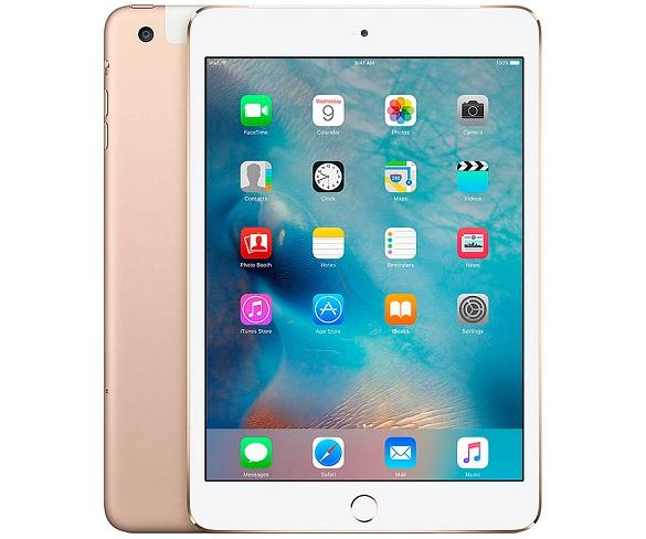 APPLE IPAD MINI4 DORADO TABLET CPO 7.9 RETINA 4G WIFI 128GB