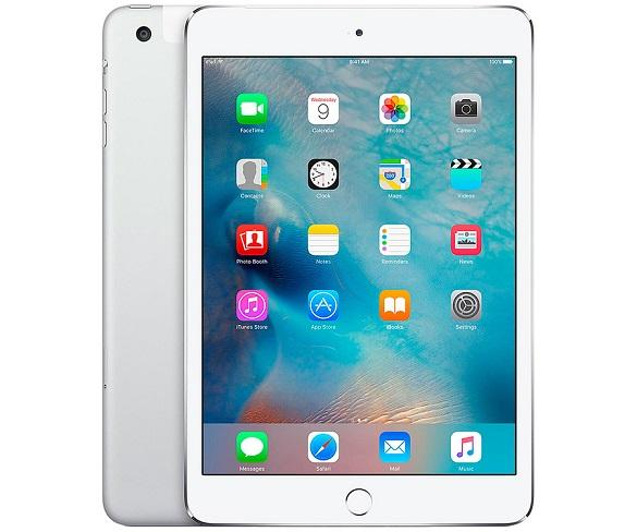 APPLE IPAD MINI4 PLATA TABLET CPO 7.9 RETINA 4G WIFI 32GB